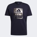 Camiseta Adidas Logo Metalizado Masculina
