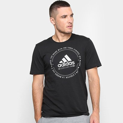 Camiseta Adidas Mh Emblem Masculina