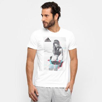Camiseta Adidas Originals Mc Female Athlete