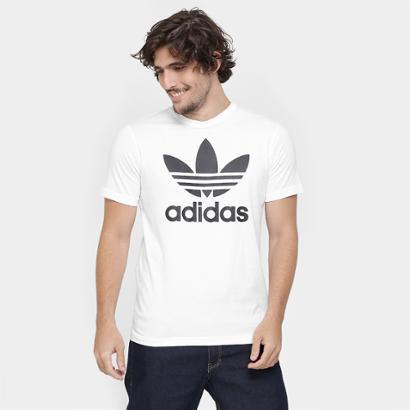0ec27818c Camiseta Adidas Originals Trefoil - Compre Agora