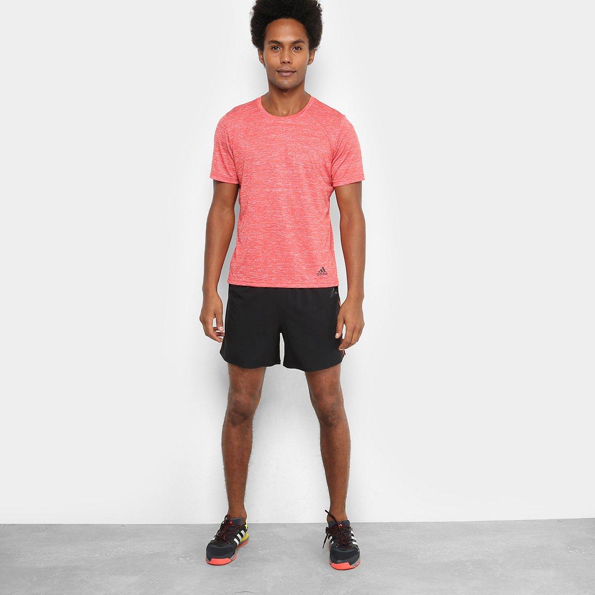 Camiseta Adidas Run Masculina - Compre Agora  38c1cc0db04bc