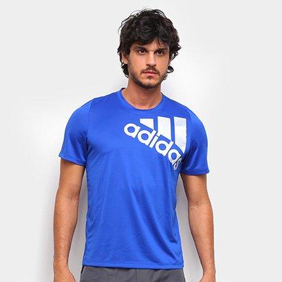 Camiseta Adidas Tky Olympic Bos Masculina Masculino-Azul Royal
