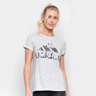 Camiseta Adidas Versatility Iteration Feminino