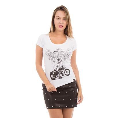 Camiseta AES 1975 Biker Feminina