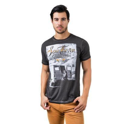 Camiseta AES 1975 California Masculina