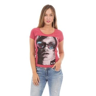 Camiseta AES 1975 Pretty Woman Feminina