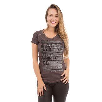 Camiseta AES 1975 Soft Feminina