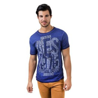 Camiseta AES 1975 Worldwide Masculina