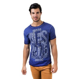 Camiseta AES 1975 Worldwide Masculina