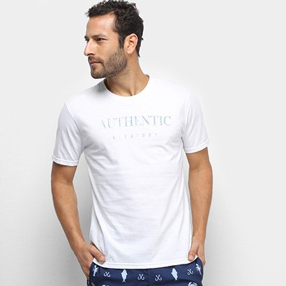 Camiseta Aleatory Authentic Masculina