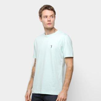 Camiseta Aleatory Básica Manga Curta Masculina
