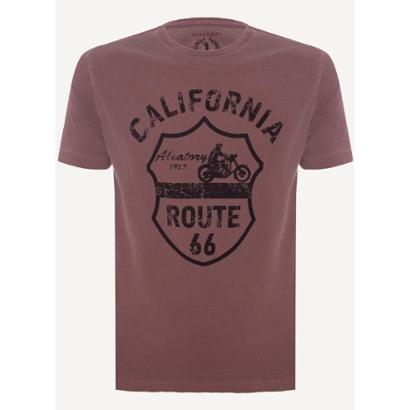 Camiseta Aleatory California Masculina