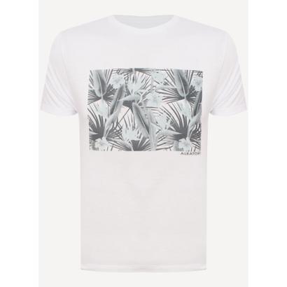 Camiseta Aleatory Estampada Tree Masculina