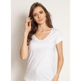 Camiseta Aleatory  Live  Feminina
