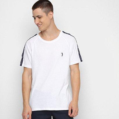 Camiseta Aleatory Raglan Masculina