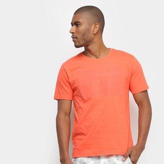 Camiseta Aleatory Relevo Masculina