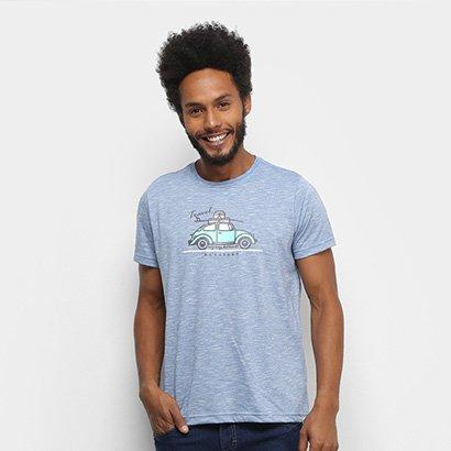 Camiseta Aleatory Travel Masculina