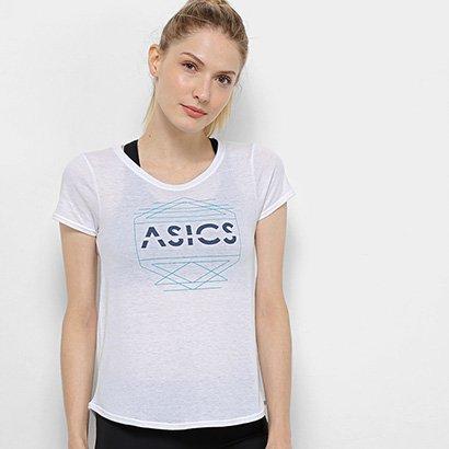Camiseta Asics Logo Graphic Feminina