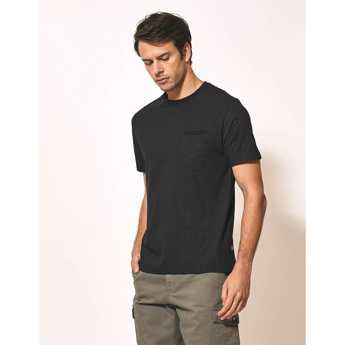 Camiseta Aviator Itália Masculina - Preto