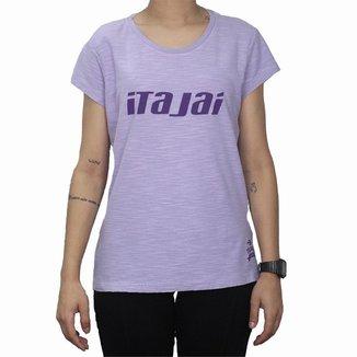 Camiseta babylook travel itajai Mormaii Feminina