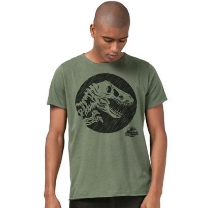 Camiseta Bandup! Jurassic World Dino