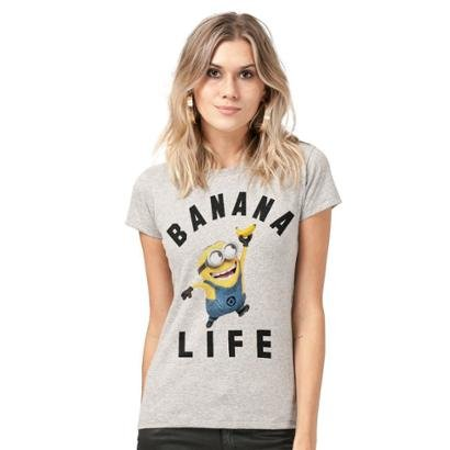Camiseta Bandup! Minions Banana Life
