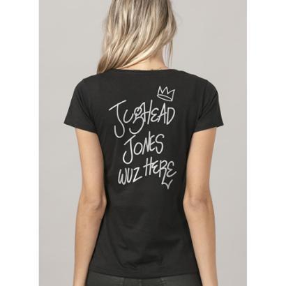 Camiseta Bandup!   Riverdale Jughead-Feminino