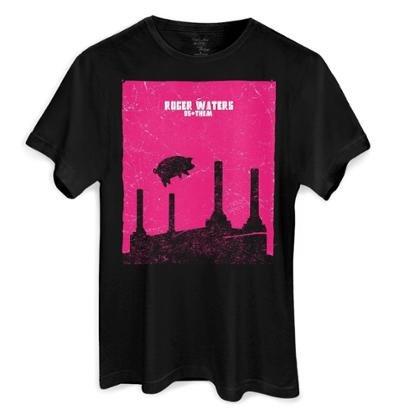 Camiseta Bandup! Roger Waters Animal