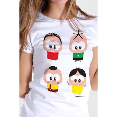 Camiseta Bandup! Turma Da Mônica A Turma Toy