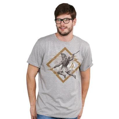 Camiseta Bandup Assassin'S Creed Odyssey Glitch