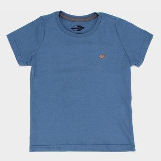 Camiseta Básica Infantil Mormaii Manga Curta Masculina