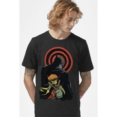 Camiseta Batman e Robin Masculina