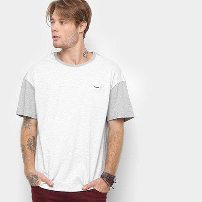 Camiseta Bicolor Cavalera Masculina