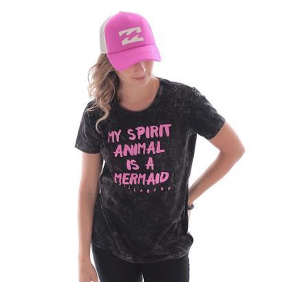 Camiseta Billabong Mermaid Spirit-Feminino