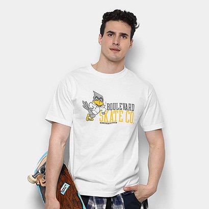 Camiseta Boulevard Skate Co. Mascot Masculina