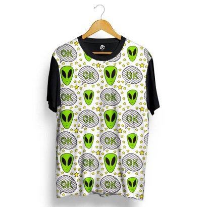 Camiseta BSC Alien OK Full Print