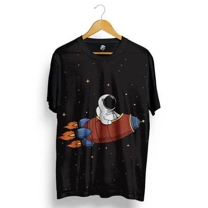 Camiseta BSC Animated Rocket Full Print