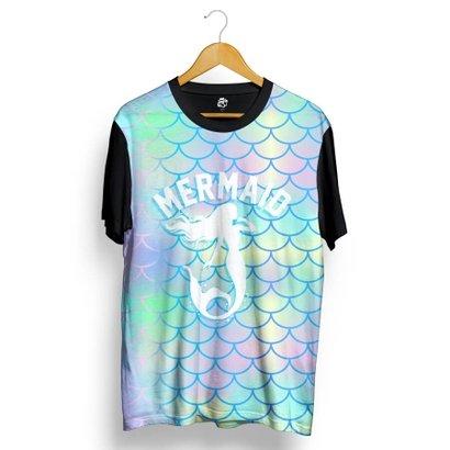 Camiseta BSC Little Mermaid Full Print