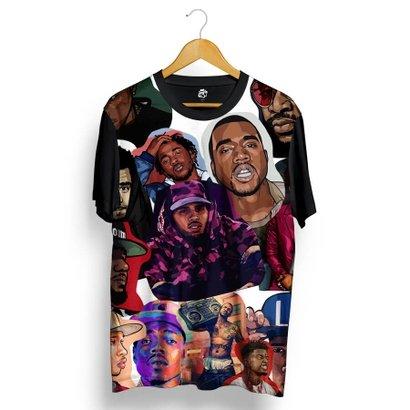 Camiseta BSC Rap Stars Full Print