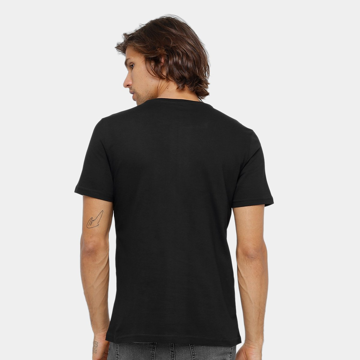 4b02315b084ba Camiseta Burn Estampa França Masculina  Camiseta Burn Estampa França  Masculina ...
