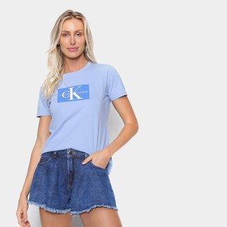 Camiseta Calvin Klein CK Jeans Feminina