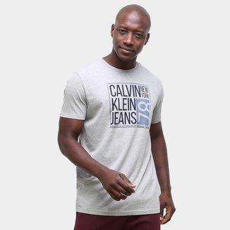 Camiseta Calvin Klein CKJ 78 Masculina