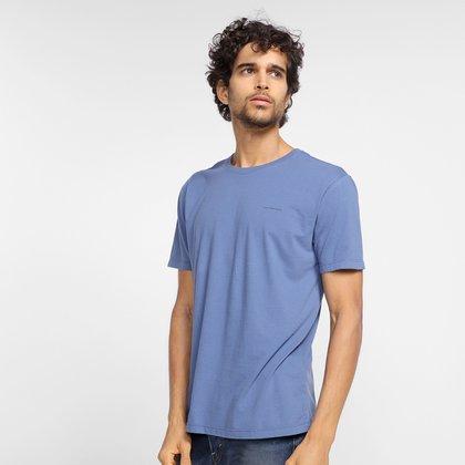 Camiseta Calvin Klein Logo Basico I Masculina