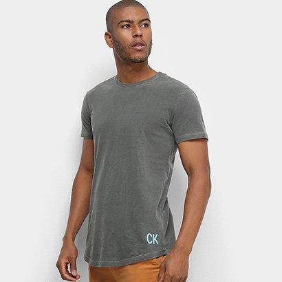 Camiseta Calvin Klein Long Masculina