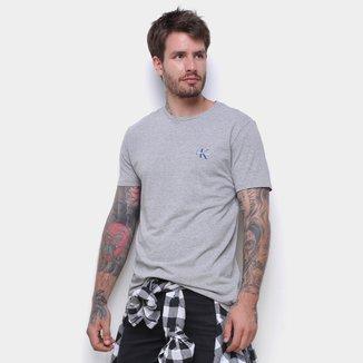 Camiseta Calvin Klein Mini Logo Masculina