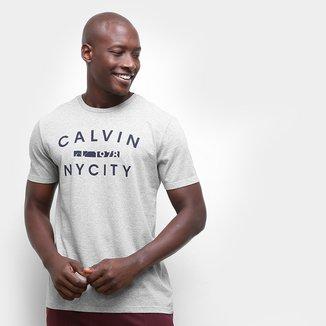 Camiseta Calvin Klein NY City Masculina