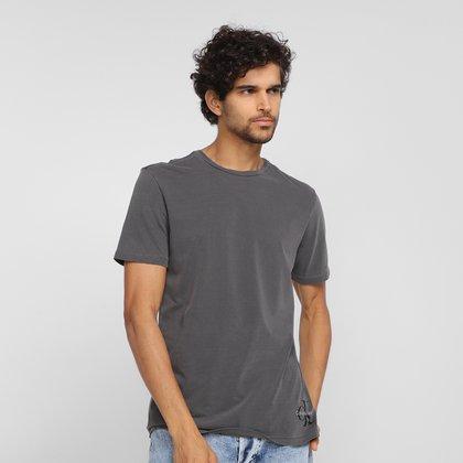 Camiseta Calvin Klein Pig Re Issue Desloc Masculina