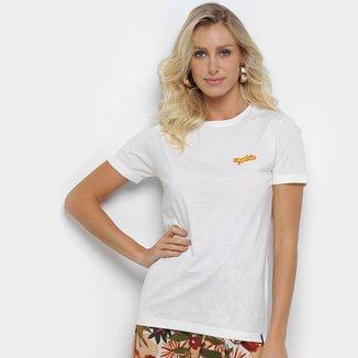 Camiseta Cantão Básica Feminina