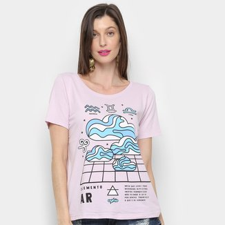 Camiseta Cantão Classic Ar Feminina