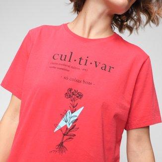 Camiseta Cantão Cultivar Feminina